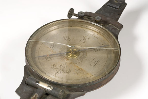 Captain Pharr's Compass